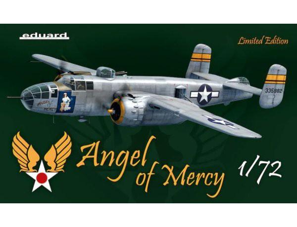 Eduard Plastic Kits: ANGEL OF MERCY, Limited edition