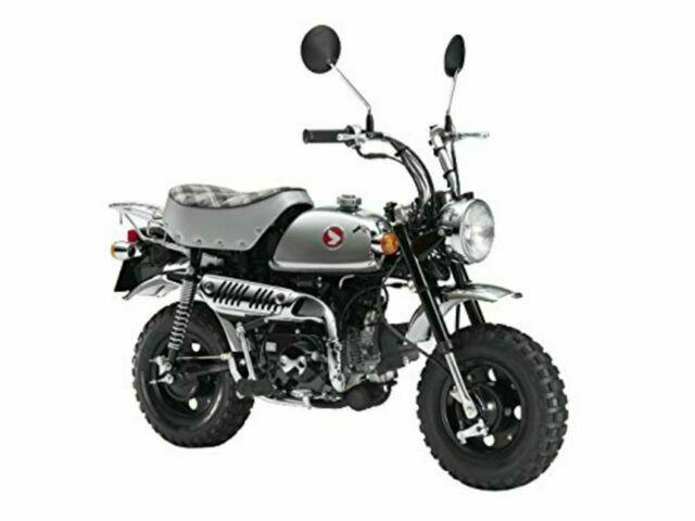 Fujimi Honda Monkey 50th Anniversary Grey/Black
