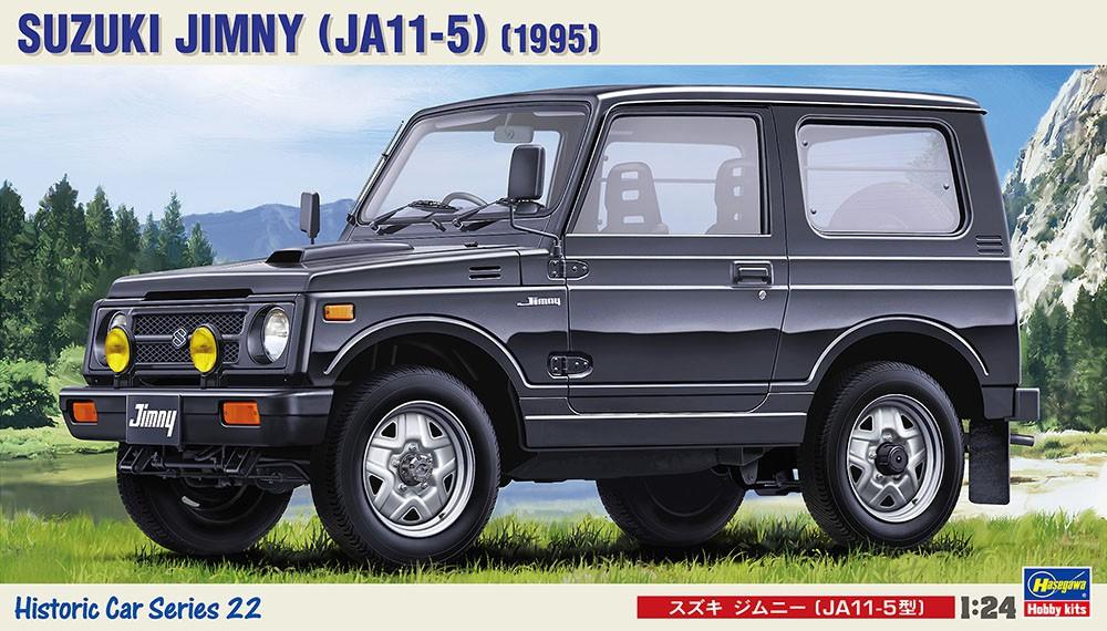 Hasegawa Suzuki Jimny 1995