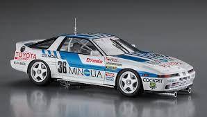 Hasegawa Minolta Supra Turbo A70 Inter Tec 1988