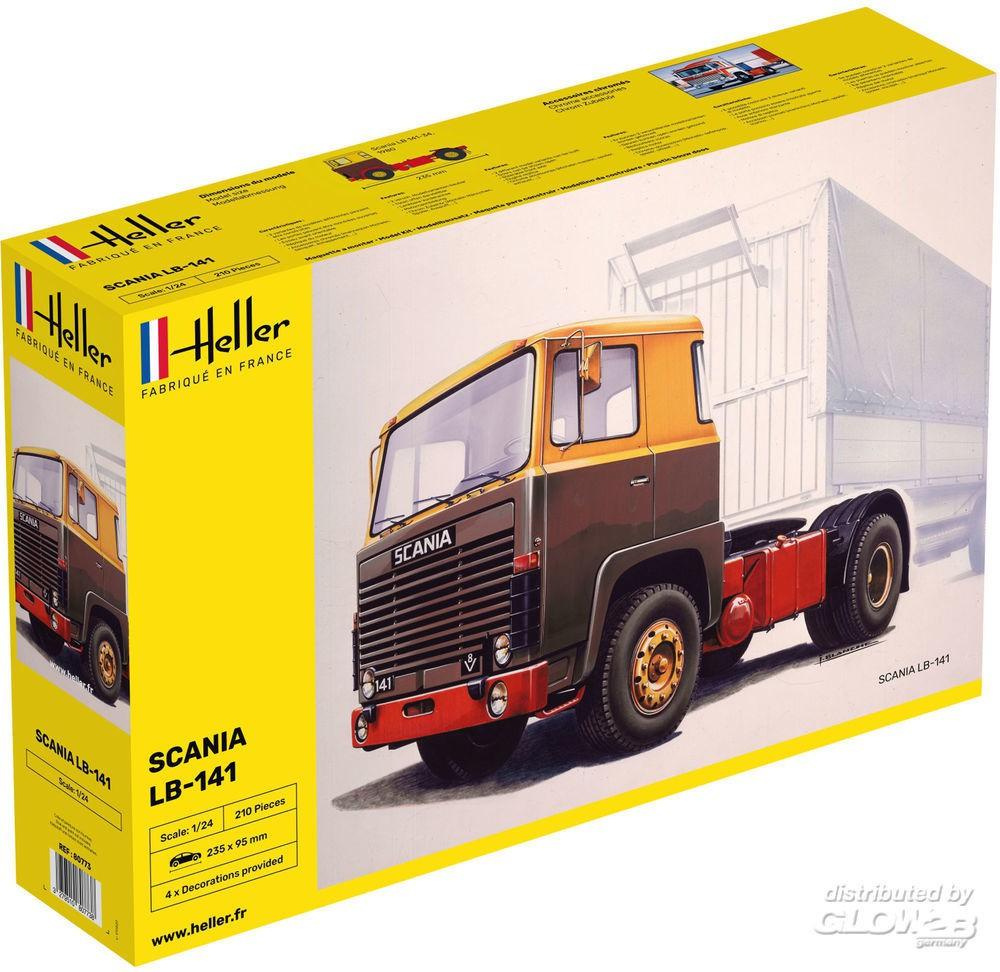Heller Scania 141