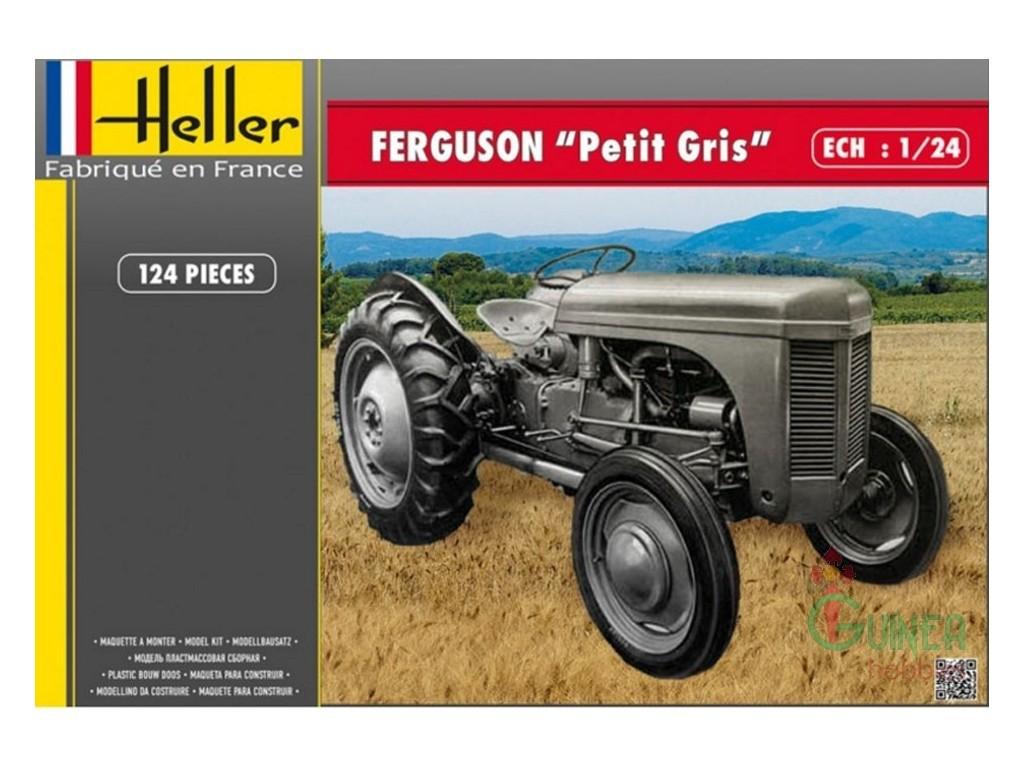Heller Ferguson TE20 Petit Gris