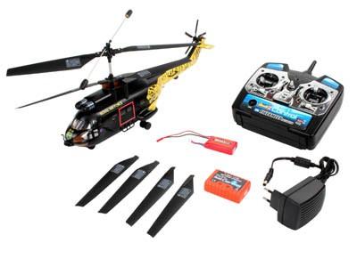 Tigermeet Helicopter RTF / GHz 4CH