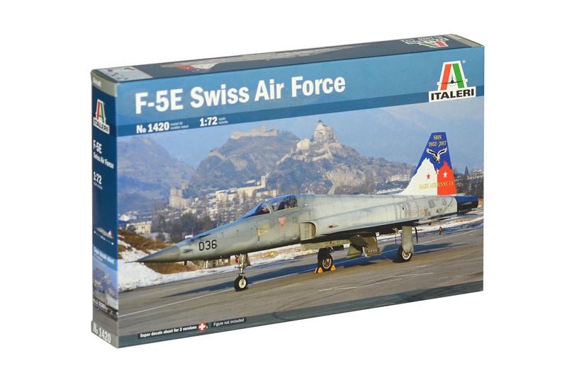 Italeri F-5E Swiss Air Force