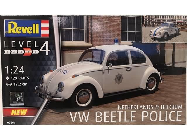 Volkswagen Kever Politie - Nederland/Belgie