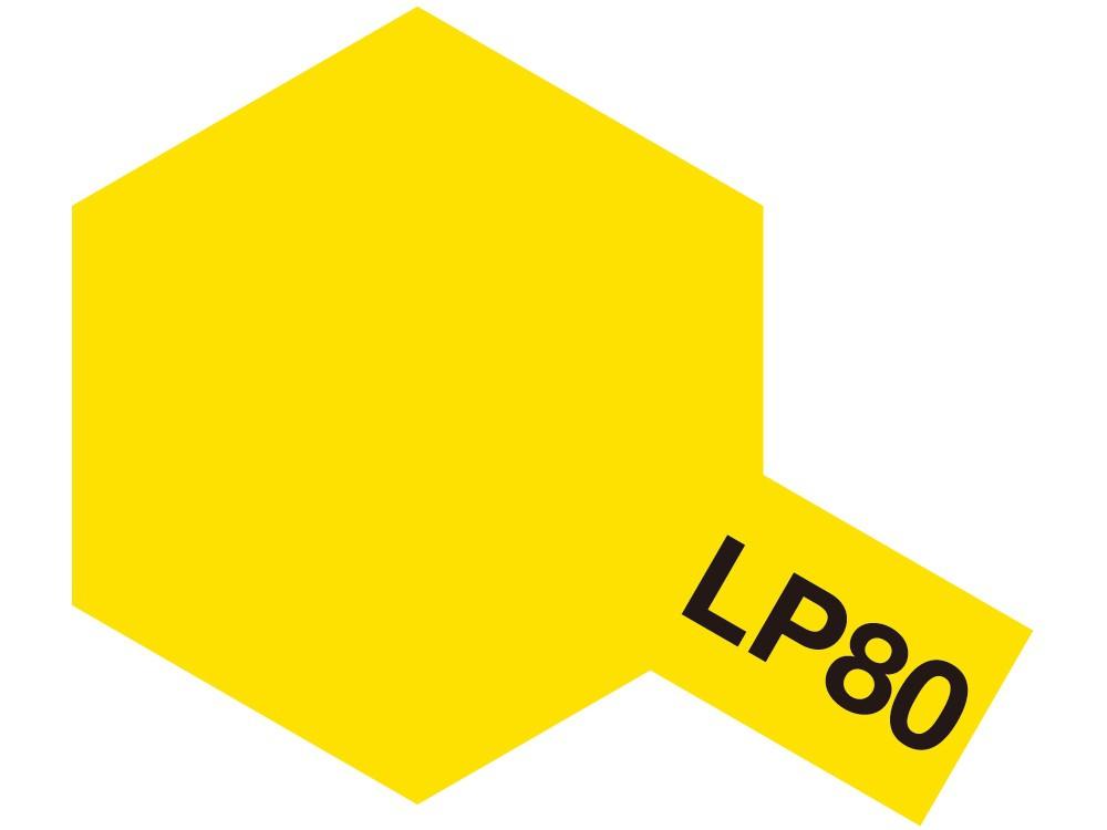 LP-80 Geel mat 10 ml