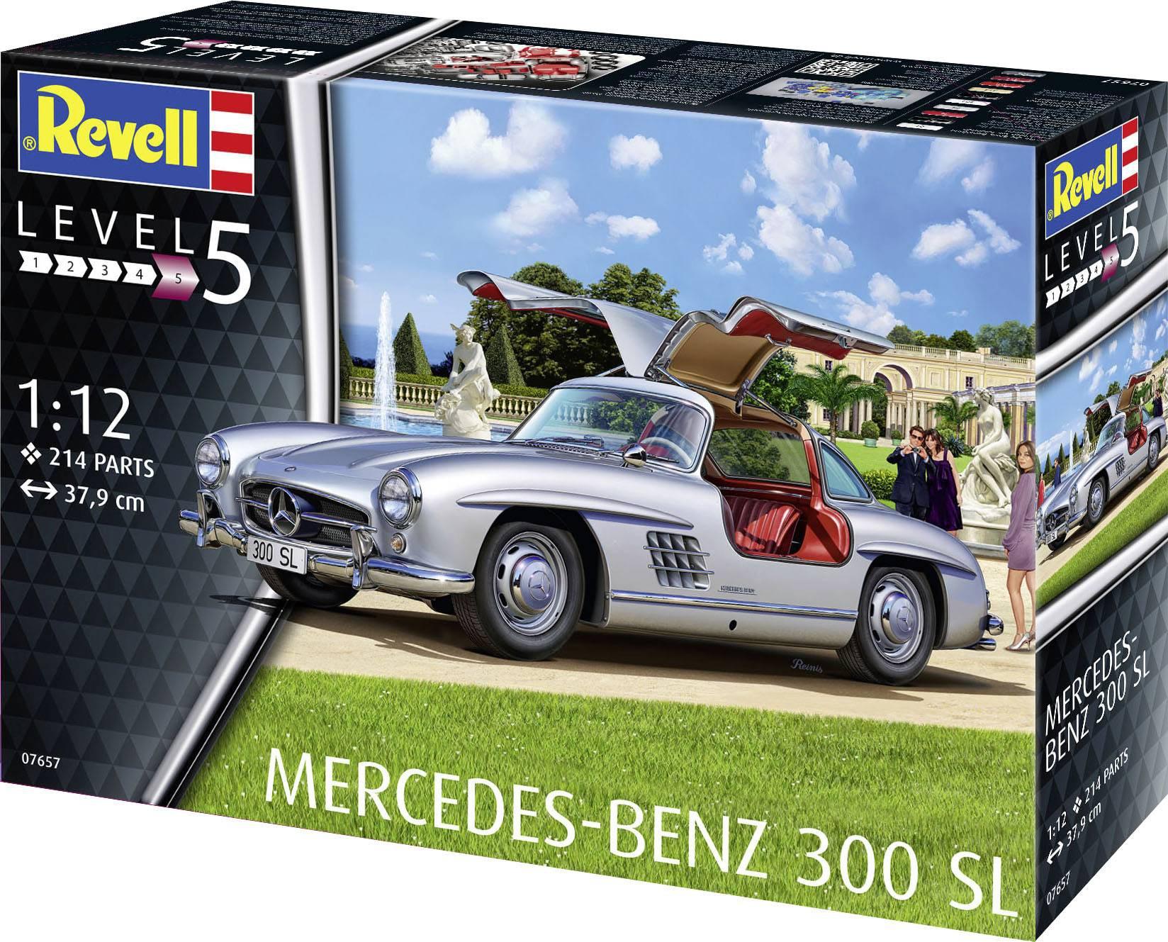 Mercedes-Benz 300 SL - 1:12