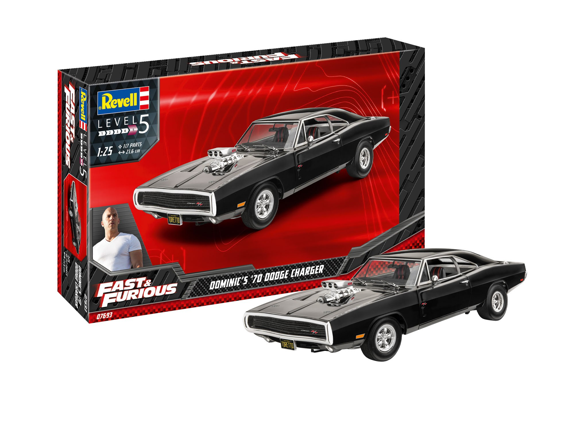 Fast and Furious: Dominics 1970 Dodge Charger