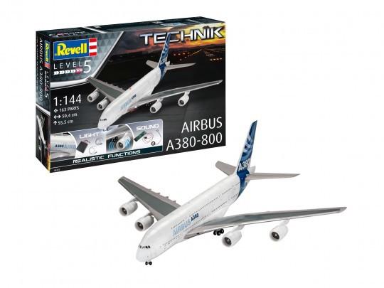 Airbus A380-800 - Technik
