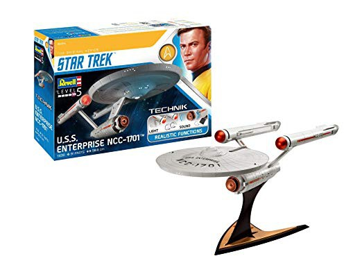 USS Enterprise NCC-1701 - Technik