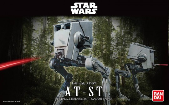 AT-ST - Bandai