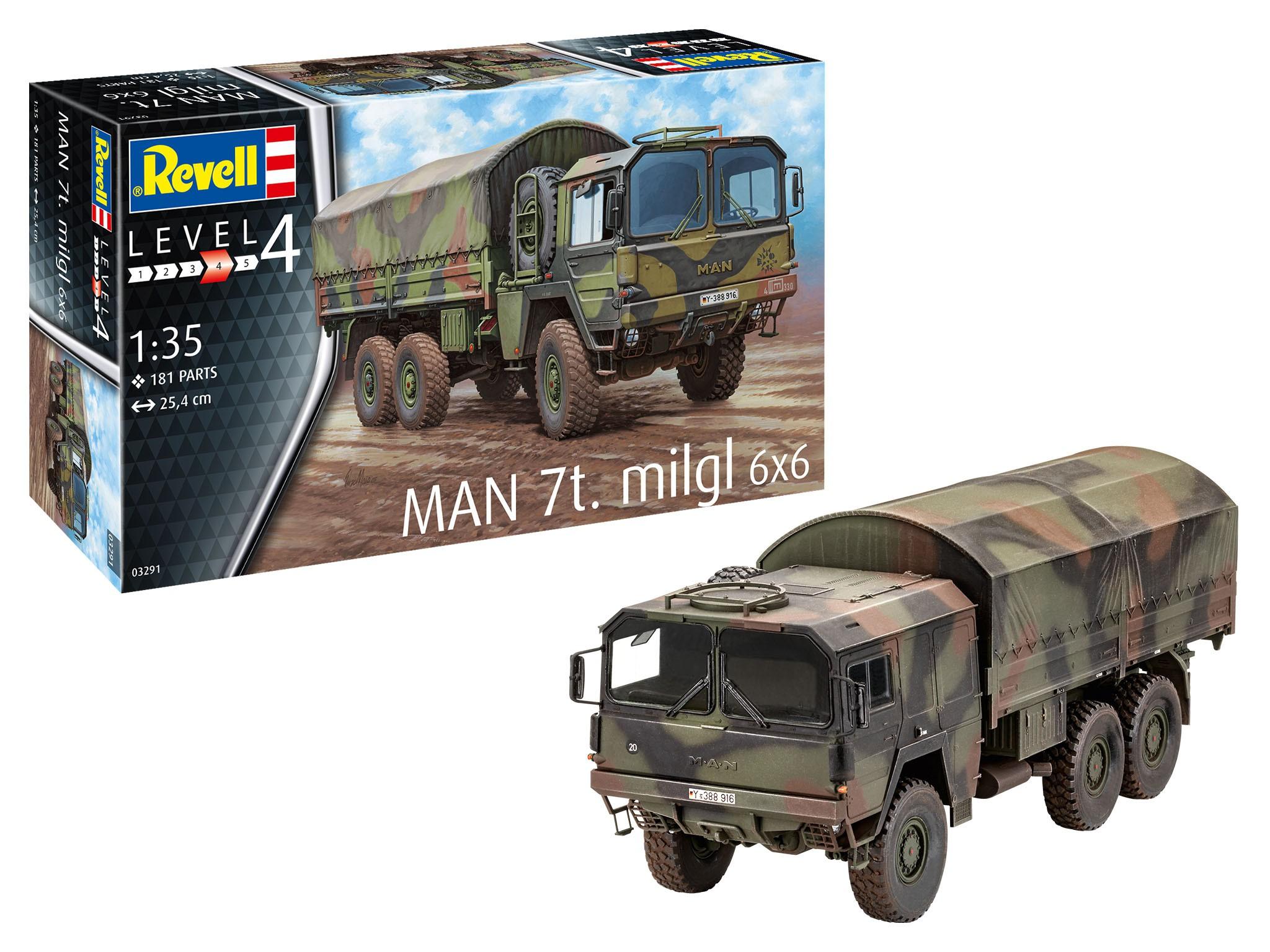MAN 7t Milgl