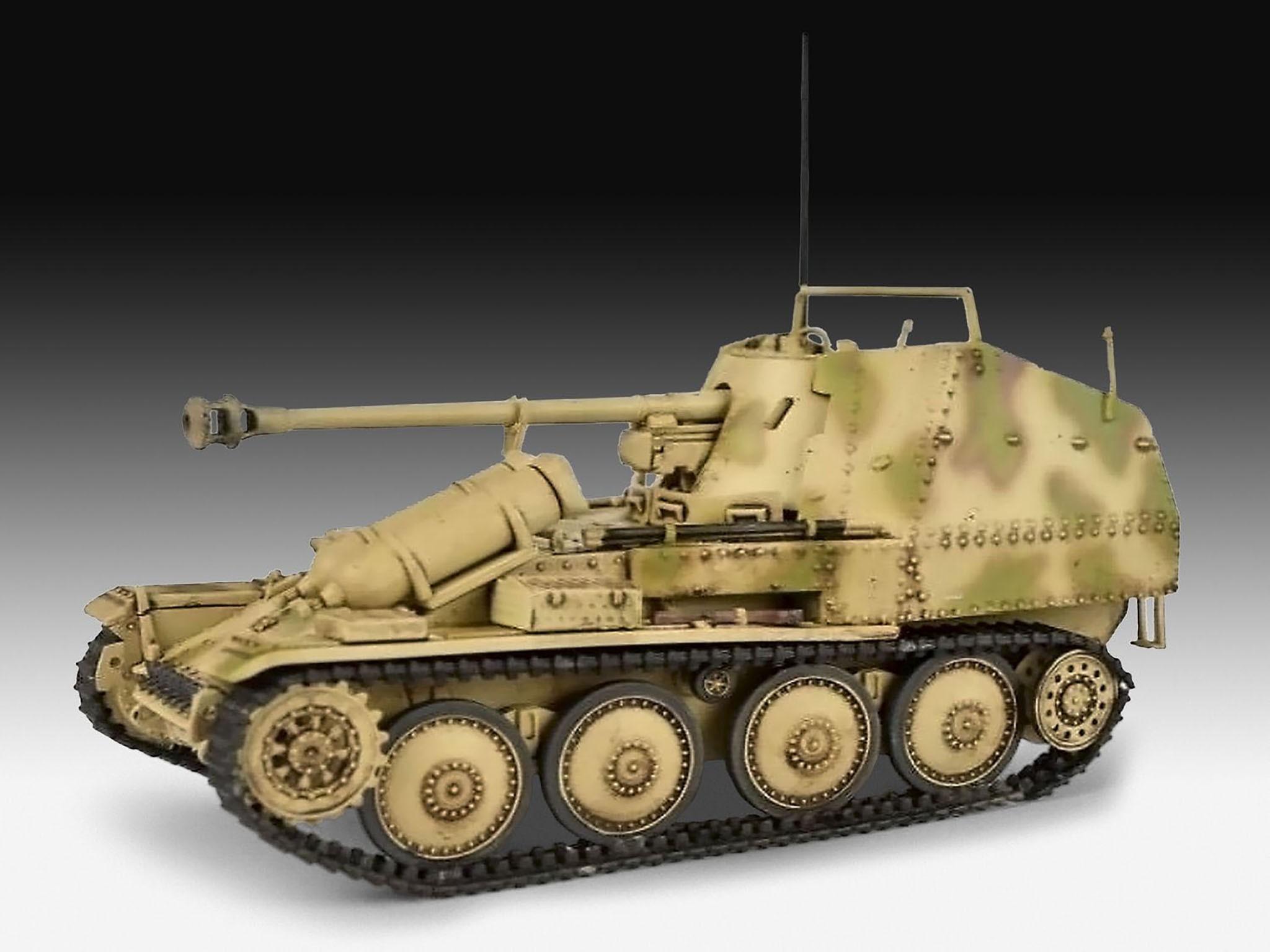 Sd.Kfz. 138 Marder III Ausf.M