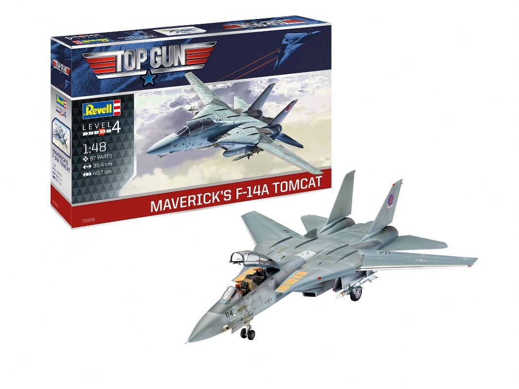 F-14A Tomcat - Top Gun