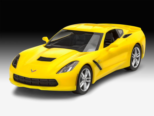 Chevrolet Corvette Stingray 2014 easy-click system