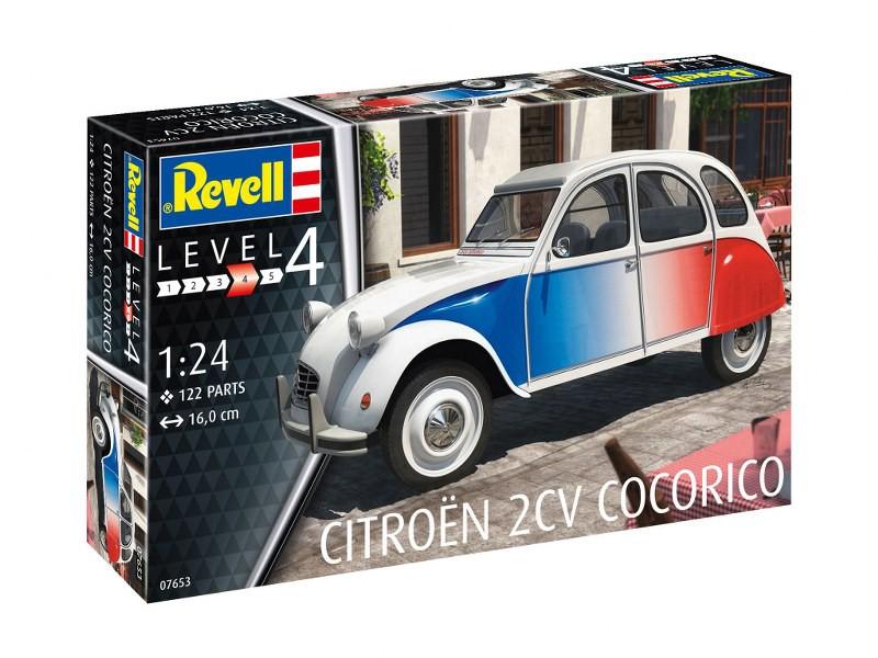 Citroen 2CV Cocorico