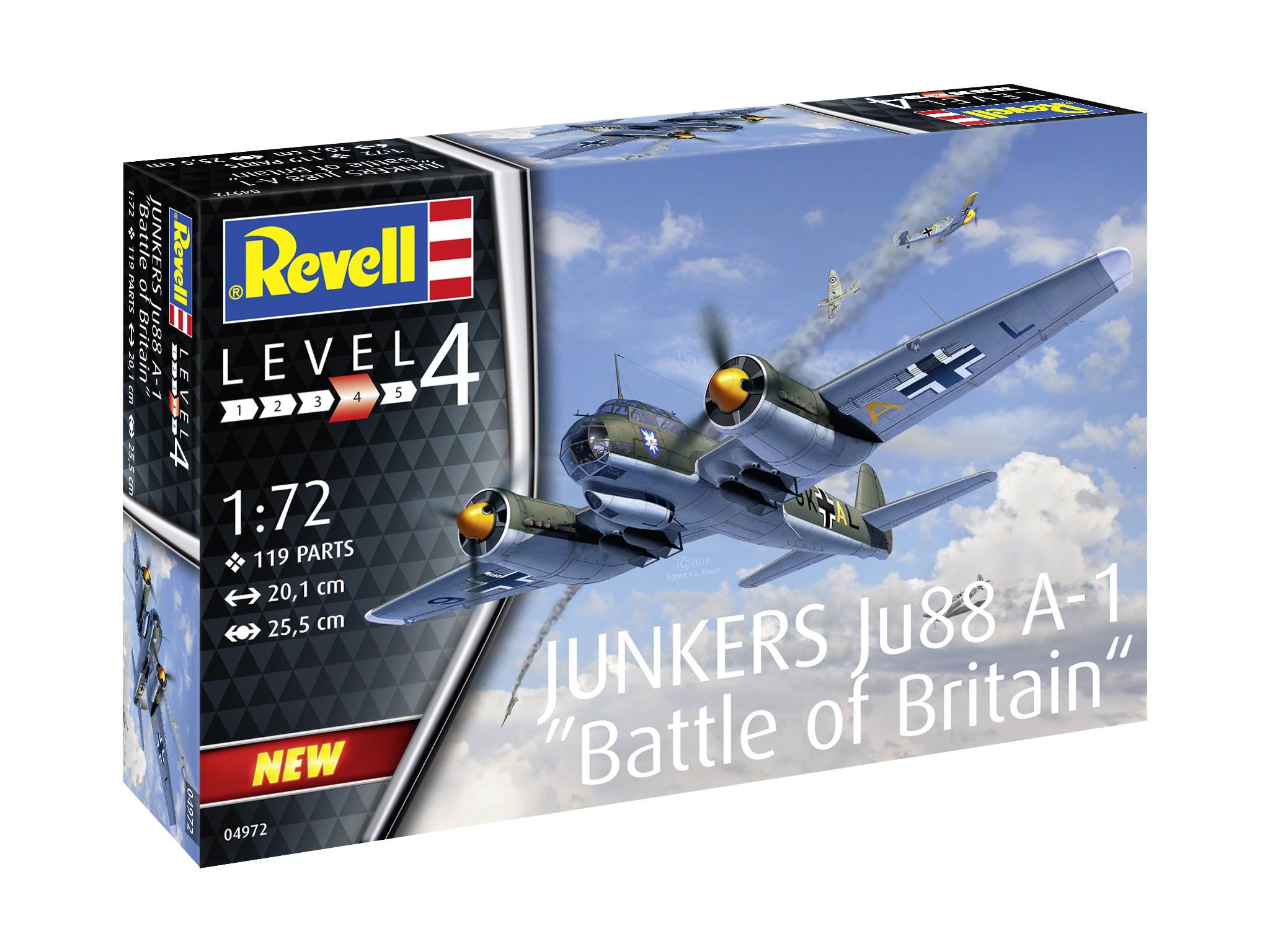 Junkers Ju88 A-1 Battle of Britain