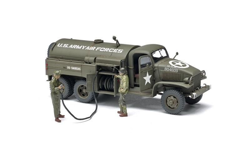 Tamiya US Tanklastzug