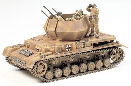 Tamiya SD.KFZ.163 Flakpanzer IV
