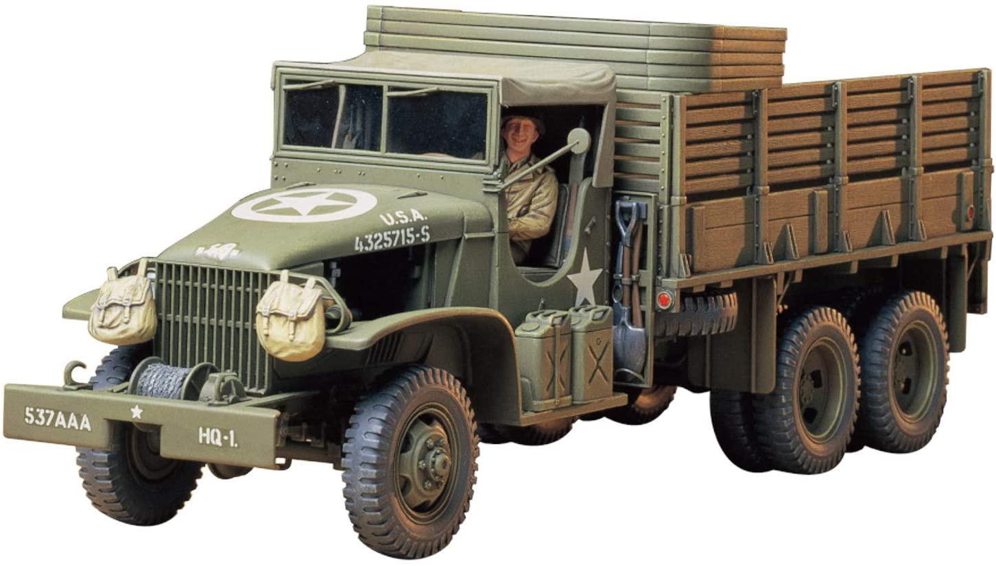 Tamiya US 2,5T Cargo truck