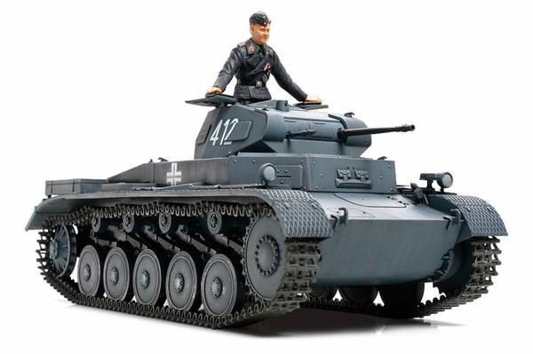 Tamiya Panzerkampwagen II