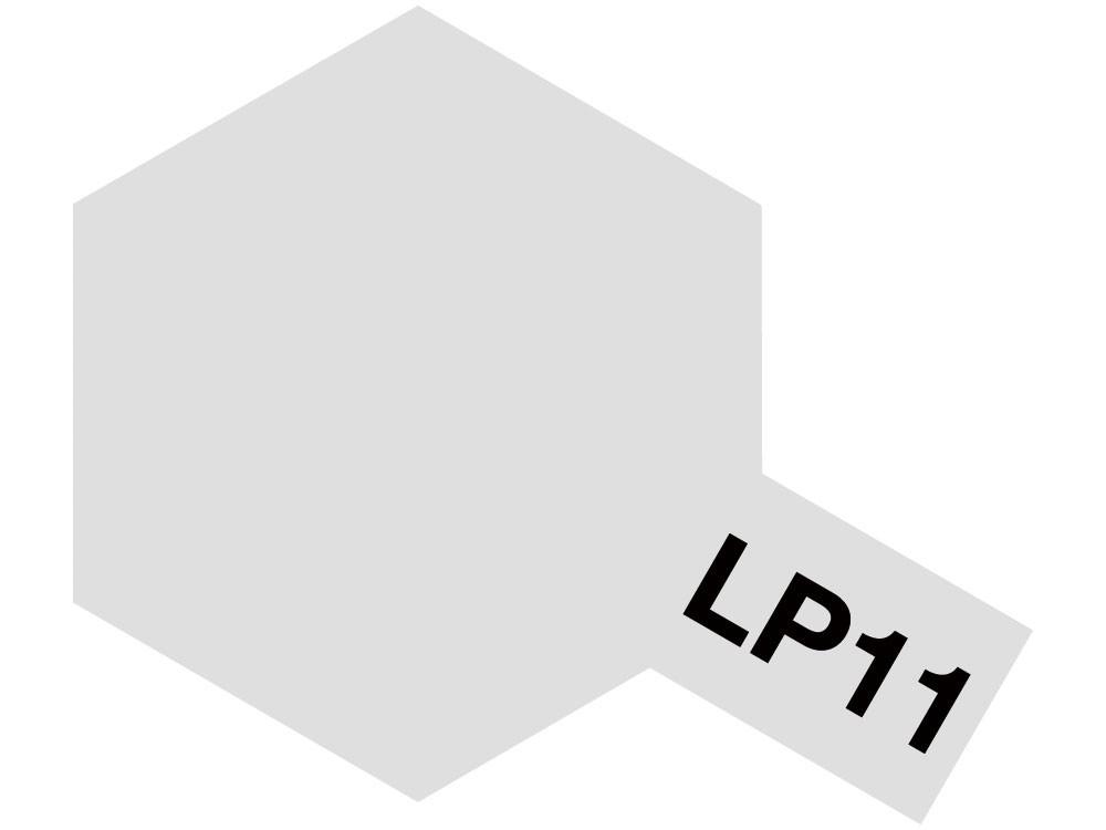 LP-11 Zilver, glanzend 10ml