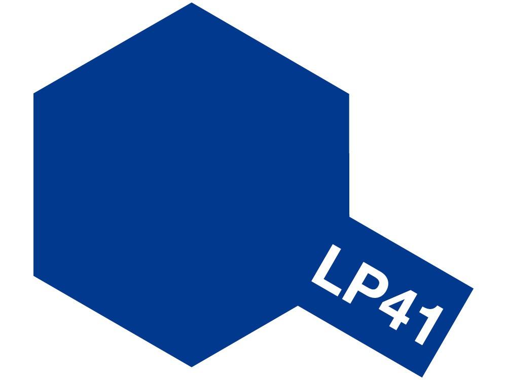 LP-41 Mica Blauw, glanzend 10ml