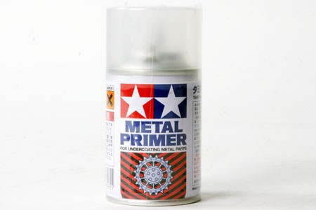 Metal Primer Transparant RS 100ml