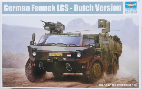 Trumpeter Fennek LGS Nederlandse versie