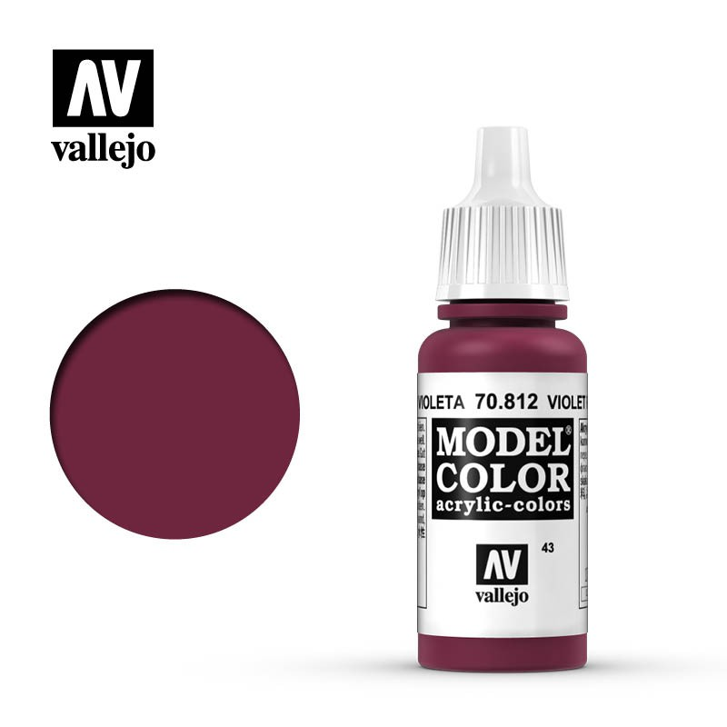 Violet Red 043