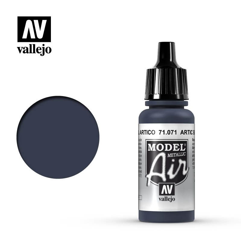 Arctic Blue metallic 17ml