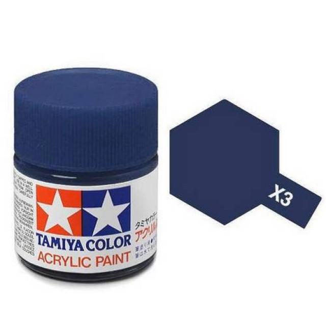 Tamiya X en XF Verf