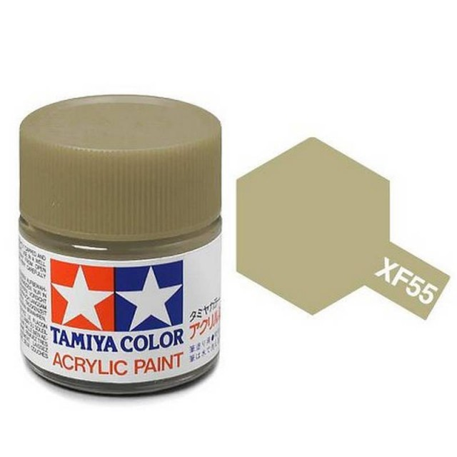 XF-55 Deck-Tan, mat 23ml
