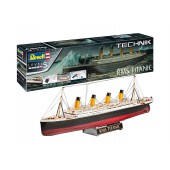RMS Titanic - Technik