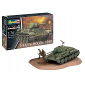 T-34/76 Modell 1940