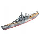 Battleship U.S.S. Missouri WWII
