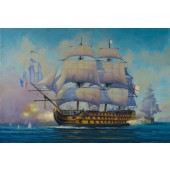 Admiral Nelson Flagship HMS Victory