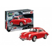 Porsche 356 B Coupe easy click systeem