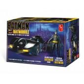 AMT Batman 1989 Batmobile w/Resin Batman figurine