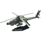 Easy kit AH-64 Apache Helicopter