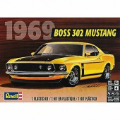 Ford Mustang 302 Boss 1969