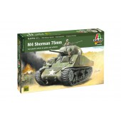 Italeri  M4 Sherman 75mm