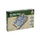 Italeri M3 Stuart Light Tank