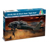 "Italeri UH-60/MH-60 BLACK HAWK ""NIGHT RAID"""