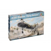 Italeri H-21 Shawnee Flying Banana