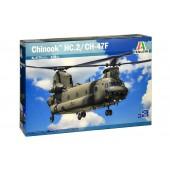 Italeri CH-47F Chinook HC.2