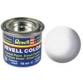 wit, mat kleurnummer 5
