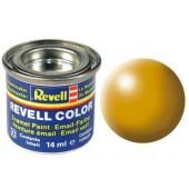 lufthansa-geel, zijdemat kleurnummer 310