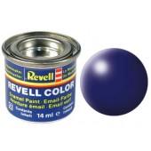 lufthansa-blauw, zijdemat kleurnummer 350