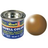 hout-bruin, zijdemat kleurnummer 382